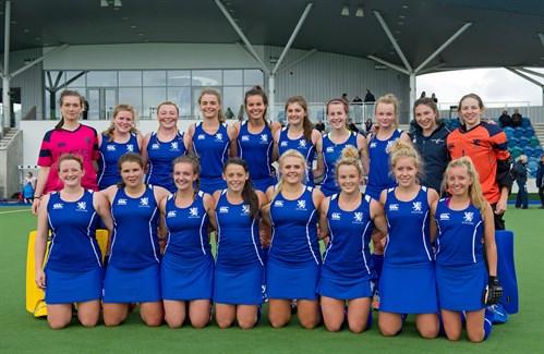 Scotland women U21 lose final encounter with Ulster U23 ...