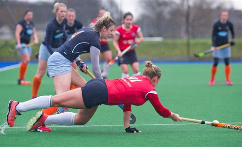 Edinburgh University Back To The Top Of Women S National League